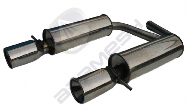 S Type Performance Exhaust - 2.5L, 3.0L